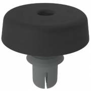 Foot, Snap Rivet Mount